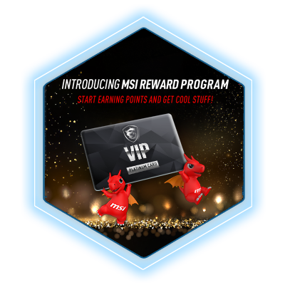 MSI Reward Program